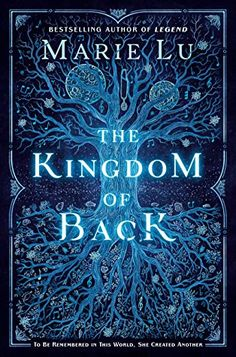 First look Marie Lu turns to historical fiction in brandnew YA fantasy The Kingdom of Back is part of Dystopian books - At long last, Marie Lu is going back in time Fantasy Book Covers, Fantasy Books, Ya Books, Good Books, Best Books To Read, Free Books, Beautiful Book Covers, Cool Book Covers, Popular Books