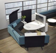 Artopex Downtown modern collaboration furniture