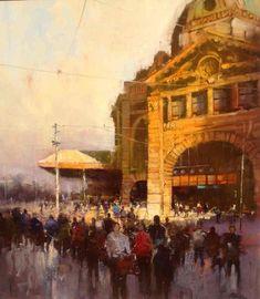 Herman Pekel | Flinders St