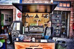 Ape Car Espresso Coffee | by Mariano Pallottini - Le Marche