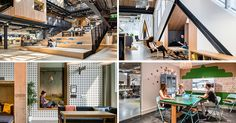 30 Pictures Of Airbnb's Spacious New Office In Dublin