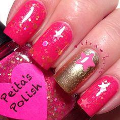 Pink Luxe | Instagram photo by @Hannah Mestel Mestel Barber via ink361.com