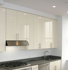 """CHI Good Questions: Color to """"Whiten"""" These Cabinets?"""