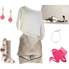 """light summer goes out"" by ivoryangel on Polyvore"
