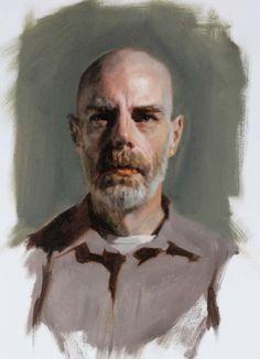 julian Portrait Artist Louis Smith