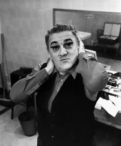 my Favorite director Have open separate Federico Fellini for more photos who interesting in it