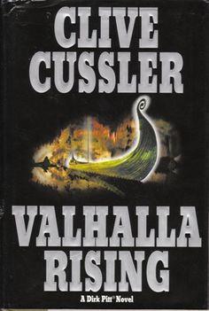 """Valhalla Rising"" by Clive Cussler - Thriller Fiction « New England Peddler $5"