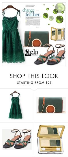 """""""SheIn 6/26"""" by goldenhour ❤ liked on Polyvore featuring WithChic and Estée Lauder"""