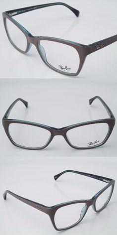 027f9541d1 Eyeglass Cases  New Ray Ban Rb 5298 5389 Eyeglasses Matte Grey Rx Frames Ray -