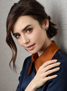 Lily Collins my precious. my beautiful....                                                                                                                                                                                 More