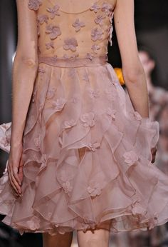 Valentino - Spring 2011 Couture