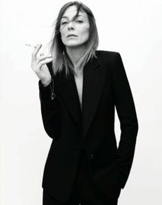 Phoebe Philo for The Gentlewoman.
