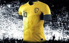 New shirt Corinthians.