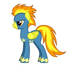 My Little Pony Creator - Spitfire (The Wonderbolts)