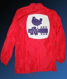 Woodstock - Felco Security Jacket from 1969