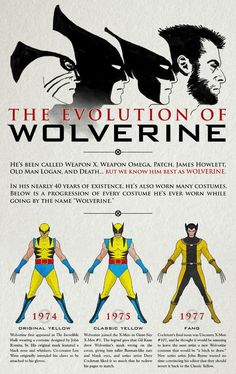 Evolution of the Wolverine