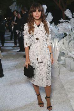 Белый вечер итальянского Vogue в Дубае | Мода | Выход в свет | VOGUE