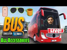 Buying All Bus Accessories 😎 Bus Simulator Ultimate live stream Hindi now 2021 #bussimulatorultimate - YouTube Bus Living, Live Stream, Youtube, Entertaining, Games, Videos, Accessories, Gaming, Youtubers