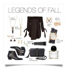 Fall is in the air! Here's a fall look we can't resist
