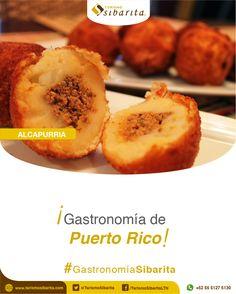 Las alcapurrias son una delicia callejera frita que encontrarás en Puerto Rico. Los sabores del exterior de masa hecha a base de banana y el interior de carne molida. ¡Vive una Experiencia Culinaria al Estilo Sibarita!