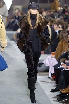 Hermès Fall 2005 Ready-to-Wear Collection Photos - Vogue