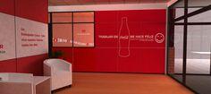 Coca Cola. Arquigrafía en planta de concentrados