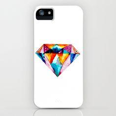 DIAMOND iPhone & iPod Case by Ashleigh Sampson - $35.00