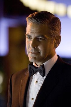 I would marry George Clooney if I could. I would do it right this second. He is the love of my life.