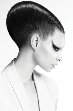 Hair: Adam Bryant @ Ethos Hairdressing. Make-up: Mary Jane Frost. Styling: Marika Page. Photography: John Rawson