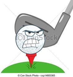Golf Logos Clip Art   , stock clip art icon, stock clipart icons, logo, line art ...