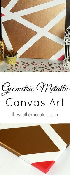 Decorate your home with your own DIY wall art for much less the cost. Get the full details and find out everything you need at thesoutherncouture.com.
