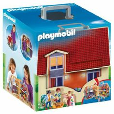 Playmobil 5167 My Take Along Modern Doll House: Amazon.co.uk: Toys & Games