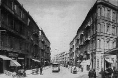 Ramleh Station Street (currently Saad Zagloul street)