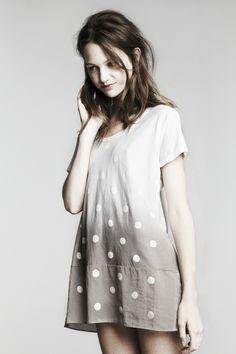 Clu Spring/Summer 2012. Love the polka dots.