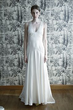 Temperley London Fall 2013 / Photo Courtesy of Wedding Wire