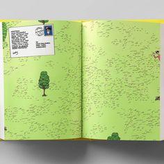 Where's Wally di Pedro Mezzini Pedro Mezzini ha ripensato le classiche illustrazioni dei libri di Where's Wally per conformarle all'obbligo di distan...