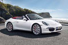 Porsche 911 Cabriolet Carrera S 2012