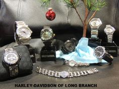 Bulova watches and MOD for Harley-Davidson make a timeless statement. Harley-Davidson/Buell of Long Branch www.hdlongbranch.com