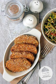 Feed Me Better: Dietetyczne kotlety z kaszy gryczanej.