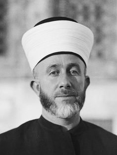 Axis leaders - Haj Mohammed Effendi Amin el-Husseini (c. 1897 – 4 July 1974) was a Palestinian Arab nationalist and Muslim leader in Mandatory Palestine. Throughout World War II, he worked for the Axis Powers as a broadcaster in propaganda targeting Arab public opinion. He recruited Muslim volunteers for the German armed forces operating in the Balkans. Beginning in 1941, al-Husseini visited Bosnia, and convinced Muslim leaders that a Muslim S.S. division would be in the interest of Islam.