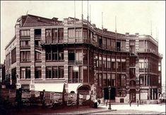 Victor Horta - La Maison du Peuple - Briseles tautas nams