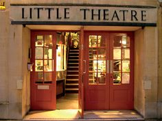 Little Theatre, Bath. Miss this lovely little place.