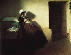 Gioacchino Toma, Luisa Sanfelice in carcere, 1874, olio su tela, Museo di Capodimonte, Napoli