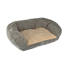 Chevron Gusset Couch Gray Dog Bed *** See this great product. (This is an affiliate link and I receive a commission for the sales)