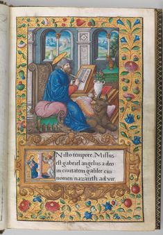 Hours of Francis I