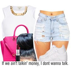 Talk Is Cheap, created by mickey-d-that-trill-bishh on Polyvore