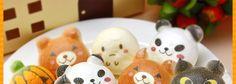 ハロウィンお絵かきマカロン動物っこ(絵柄5種類)通販 【ぐるなび食市場】
