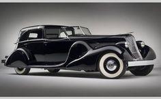 1935 Duesenberg Model SJ Town Cabriolet