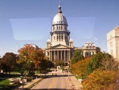 City of Springfield nel Illinois