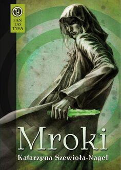 MROKI: coś o Autorce i okładkach . Kolejny projekt okładki :)